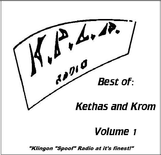 KPLA's Best of Kethas and Krom; Volume 1